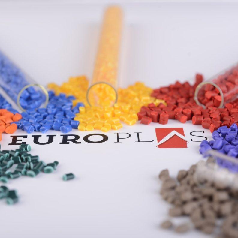 color masterbatch hạt nhựa màu