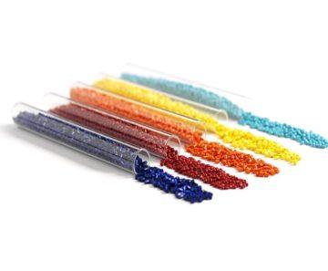 hạt nhựa màu color masterbatch