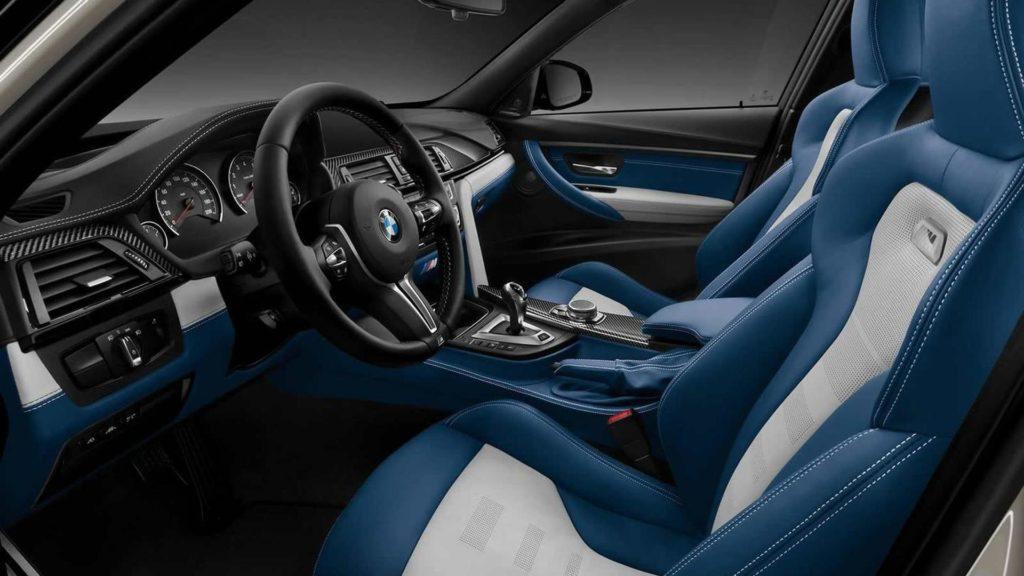 black master batch in car interior