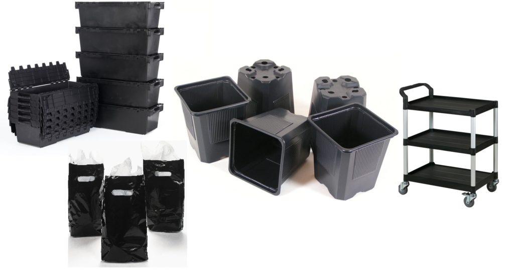black-plastic-products