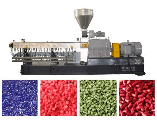 sản xuất hạt nhựa màu